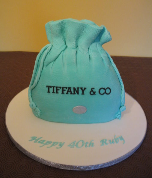 Tiffany Blue Cake Design : Tiffany Birthday Cakes - Tiffany Cake